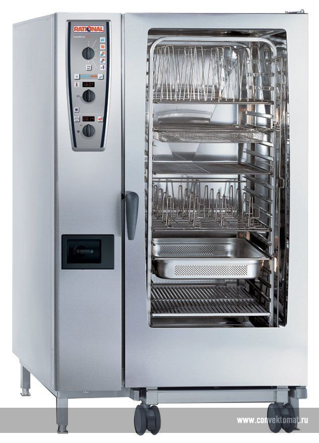 Пароконвектомат Rational CM 202G Plus